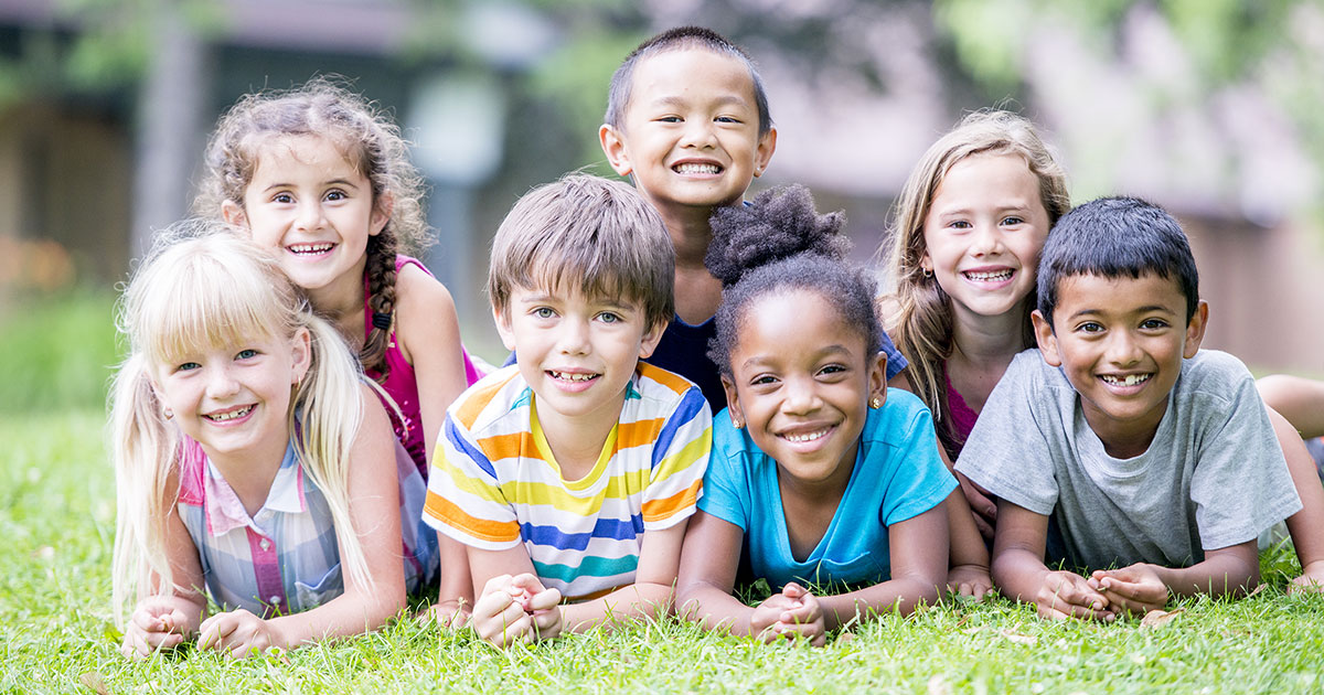 Mixed-age Groups   Benefits For Young And Old